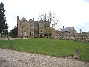 South Petherton - Wigborough Manor House