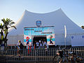 Wii Games Summer 2010 - outside the big tent (4975313711).jpg