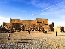 Wiki Loves Monuments 2018 Iran - Meybod - Narin Qal'eh or Narin Castle -4.jpg
