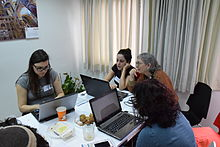 Wiki Women meetup - Women in Science (9).JPG