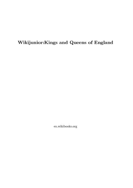 File:Wikijunior-Kings and Queens of England.pdf