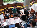 Wikimania 2007 CTOYAC Lobby.jpg
