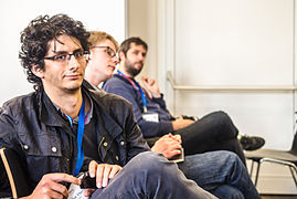 Wikimedia Conference 2015 - May 15 and 16 - 8.jpg