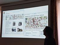Wikimedia Hackathon 2017-05-19 Fantastic MediaWikis MG 06.jpg