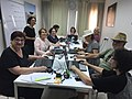 Wikimedia Israel Senior Citizens editing course, summer 2018 - 3.jpg