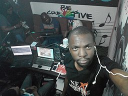 Wikimedia UG Nigeria Radio Program 06.jpg