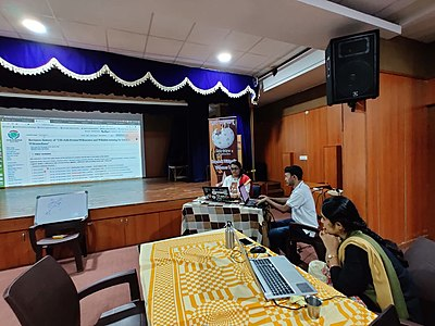 Wikisource and Wikidata training for Sanskrit Wikimedians- day 2.2.jpg