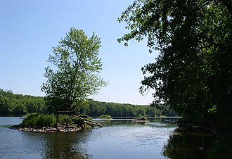 Wild River State Park - Wild River State Park protects shoreline along the St. Croix, a National Wild and Scenic River