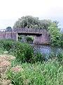 Wilgay Bridge near Nassington - August 2012 - panoramio.jpg