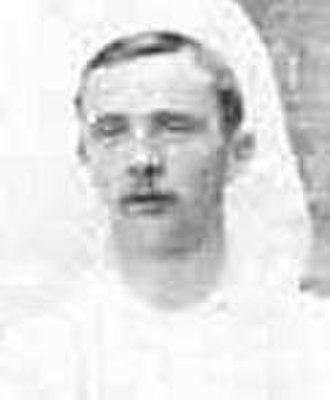 William Townley - Townley in 1890