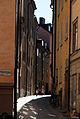 Winding streets of Stockholm (Baggensgatan). Sweden, Northern Europe.jpg