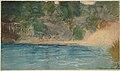 Winslow Homer - Blue Spring, Florida.jpg