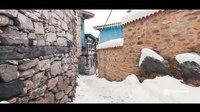 File:Winter in the Village.webm