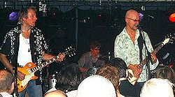 Wishbone Ash live in Aberdeen, 2006