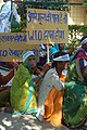 Women at farmers rally against WTO, Bhopal, M.P., India, Nov 2005.jpg