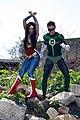 Wonder Woman, Green Lantern (8637212488).jpg