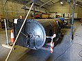 Woolwich 0-4-0 boiler at Crossness (33760219826).jpg
