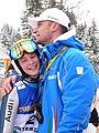 World Junior Championship 2010 Hinterzarten - Elena Runggaldier coach 195.JPG