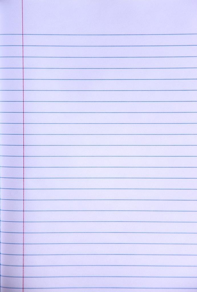 Blank Printable Writing Paper  dltkcardscom