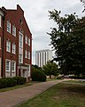 Wyly Tower from Robinson Hall 1.jpg