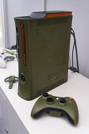 Xbox 360 Halo 3 Special Edition