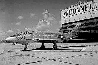 McDonnell XF-88 Voodoo - Image: Xf 88