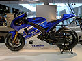 YAMAHA YZR-M1 2010 left Yamaha Communication Plaza.jpg