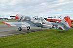 Yakolev Yak-50 'G-HAMM' (27730300377).jpg