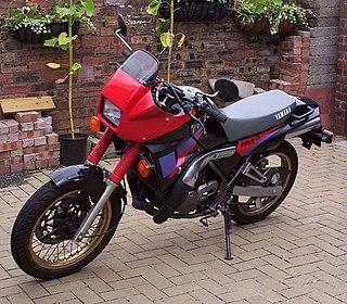 Yamaha RD350 YPVS - WikiMili, The Free Encyclopedia