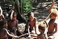 Yaohnanen Children Playing a Traditional Game.JPG