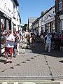 Yarmouth Old Gaffers Festival 2009 High Street.jpg