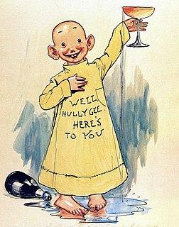 <i>The Yellow Kid</i> Comic strip character