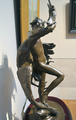 Young Faun with Heron (1889-90), front right (1) - Metropolitan Museum of Art, New York, Sep 2012.png
