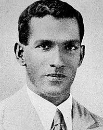 Una giovane Prafulla Chandra Ray