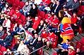Youppi!, Montreal Canadiens 3, Ottawa Senators 4, Centre Bell, Montreal, Quebec (30067660005).jpg