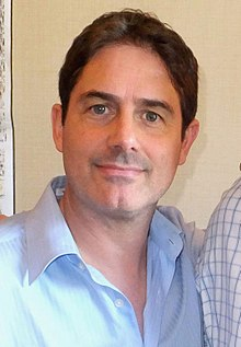 Zach Galligan at the Chiller Theatre Expo in NJ, October 26, 2013.jpg