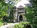 Zamek w Ojcowie - wieża bramna 11.jpg