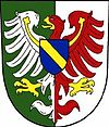 Coat of arms of Albrechtice nad Vltavou