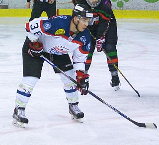 Zsolt Azari Hungarian ice hockey player