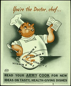 """YOU'RE THE DOCTOR, CHEF."" - NARA - 516289.jpg"