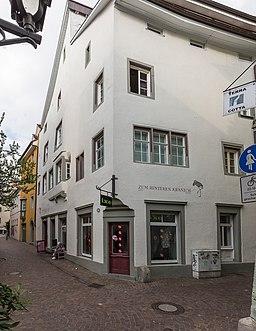 Salmannsweilergasse in Konstanz