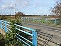 'Blue Bridge' across the Little Stour. - geograph.org.uk - 316021.jpg