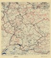 (July 14, 1945), HQ Twelfth Army Group situation map. LOC 2004629207.tif