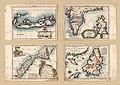 (Maps of Bermuda, Iceland, Jan Mayen Island, and Newfoundland). LOC 88693841.jpg