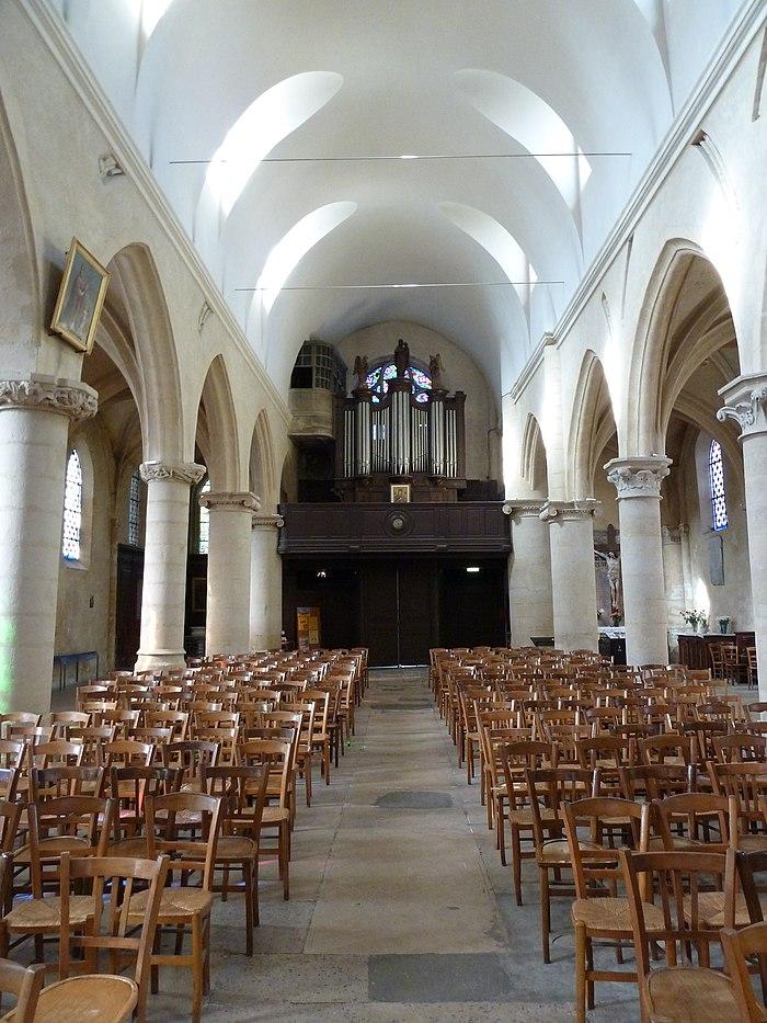 Eglise Saint Cyr Sainte Julitte Monument Historique 224
