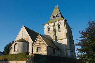 Ambenay Commune in Normandy, France