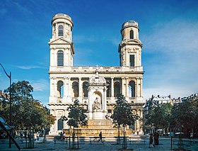 Image illustrative de l'article Église Saint-Sulpice de Paris