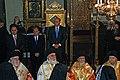 Συμμετοχή ΥΦΥΠΕΞ Κ. Τσιάρα στη Θρονική εορτή του Οικουμενικού Πατριαρχείου (8241324272).jpg