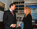 Συνάντηση ΥΠΕΞ, κ. Δ. Δρούτσα, με Πρέσβυ Χιλής κυρία I. Soto - FM D. Droutsas meets with Ambassador of Chile Mrs I. Soto (5142762255).jpg