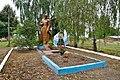 Братська могила воїнів радянської армії, с. Бабин,.jpg